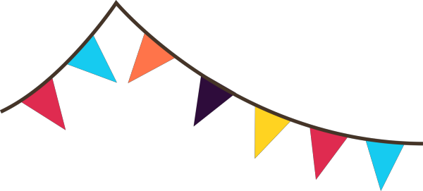 Bunting PNG Clip art