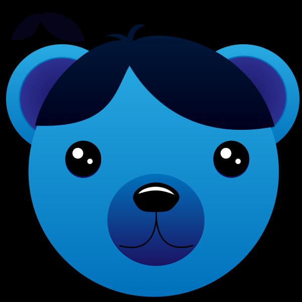 Baby Cartoon Bear PNG Clip art
