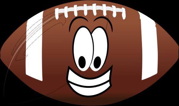 Brown Football Top PNG Clip art