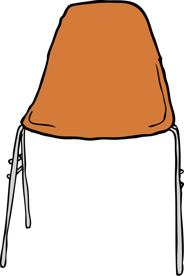 Wood Chair PNG Clip art