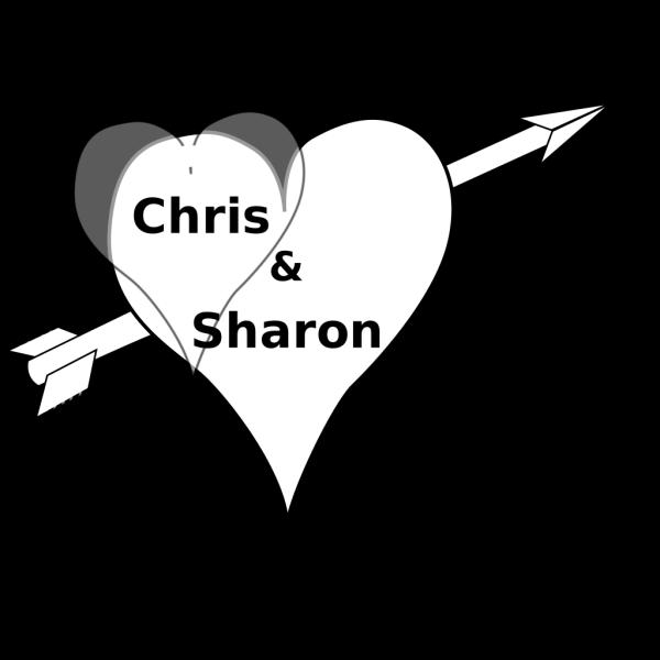 Brown Heart PNG Clip art