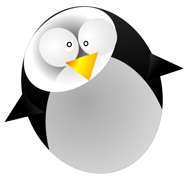 Penguin With No Feet PNG images