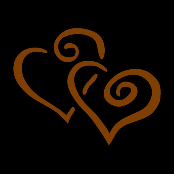 Love Hearts PNG Clip art