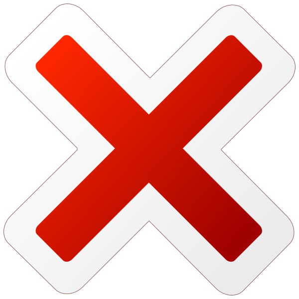 Cancel Icon PNG Clip art
