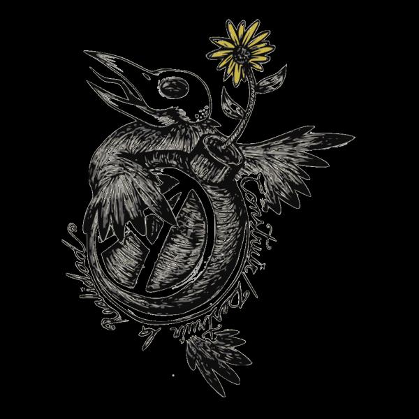 Dead Bird Flower PNG images