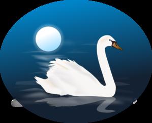 Swan 4 PNG Clip art