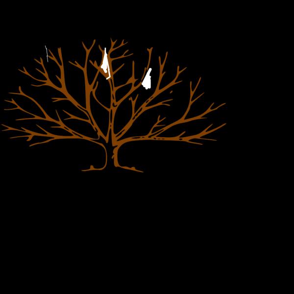 Brown Tree PNG Clip art