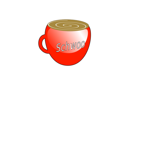 Brown Coffee Cup PNG Clip art