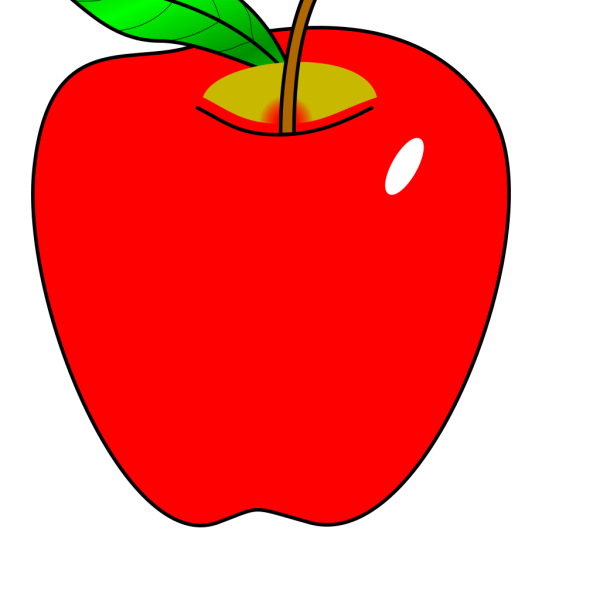Red Apple PNG Clip art