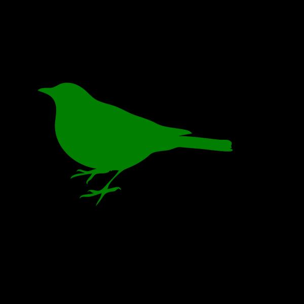 Bird Green PNG Clip art