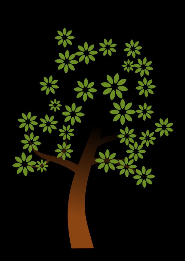 Branch Brown Cute PNG Clip art