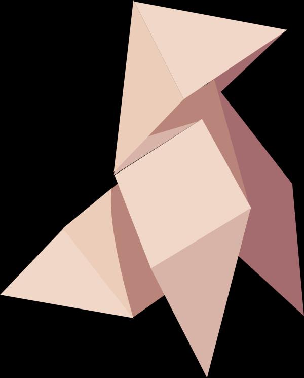 Brown Bird Easy PNG Clip art
