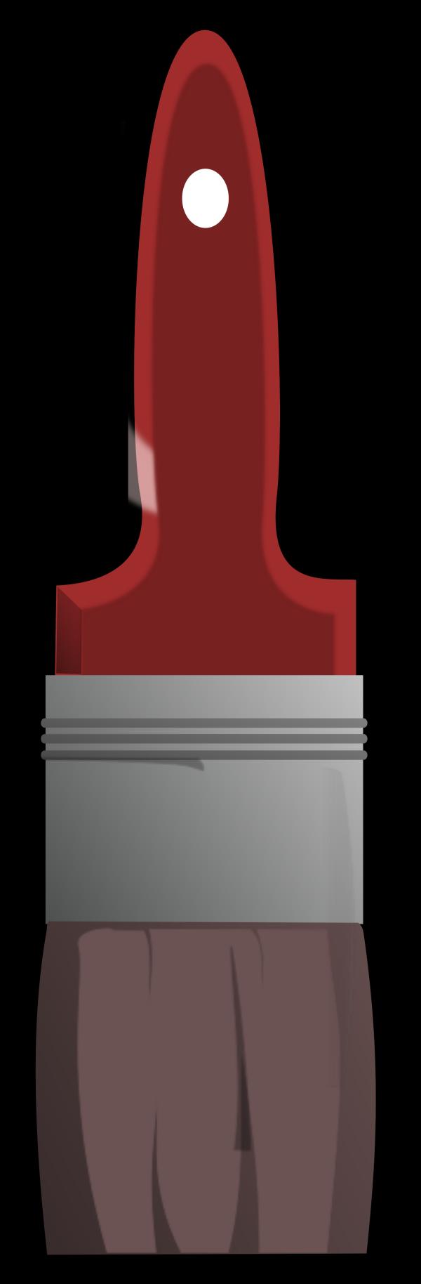 Brown Paint PNG Clip art