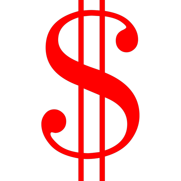 Baby Dollar Sign PNG Clip art