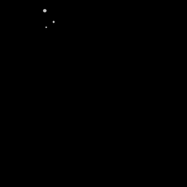 Brown Bubble Flask PNG Clip art