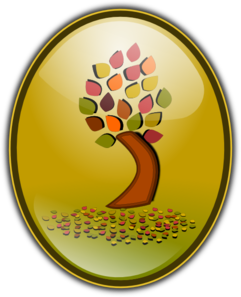 Autumn Tree PNG Clip art