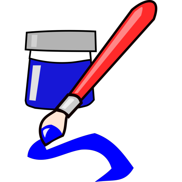 Paint Brush PNG images