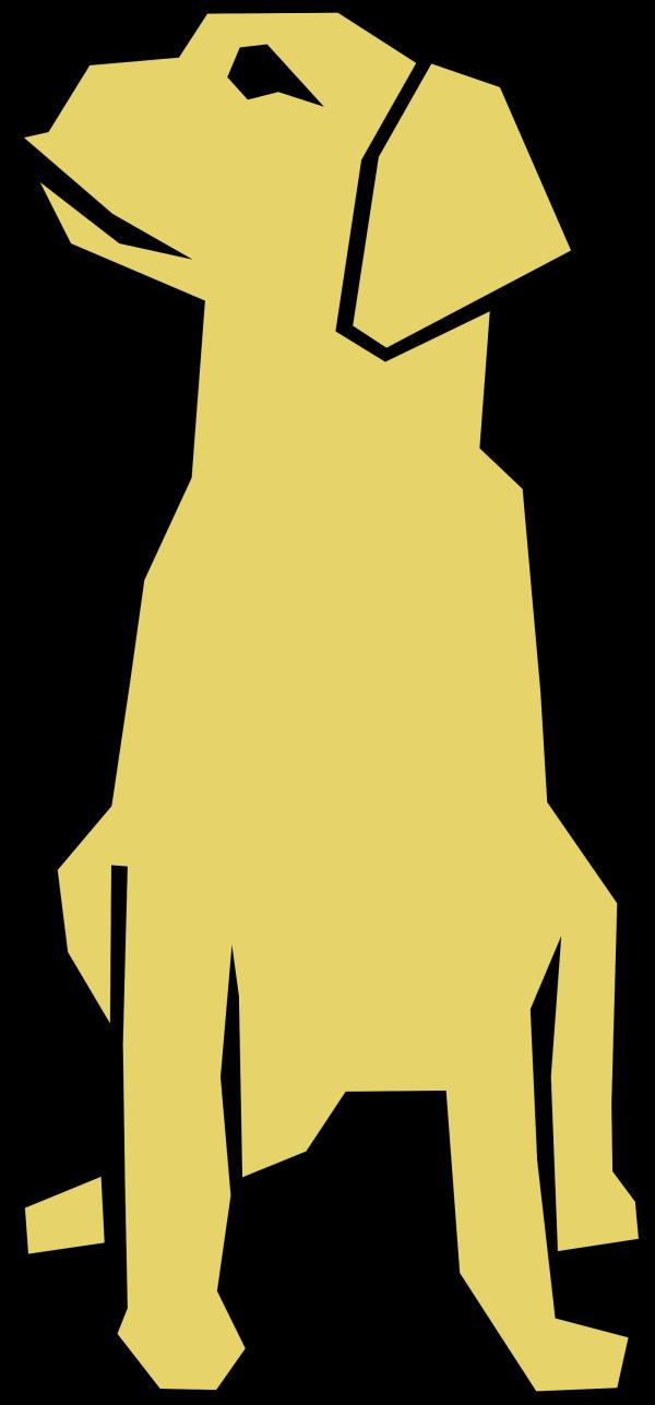 Dog Black Brown Ear Paw PNG Clip art