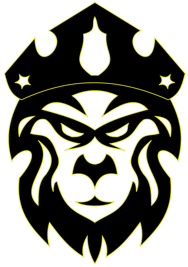 Hungry Lion PNG Clip art
