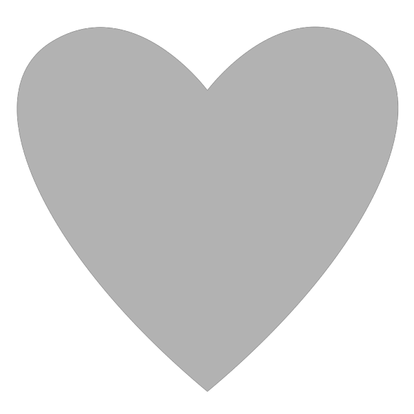 Brown Vine Heart Corner PNG Clip art