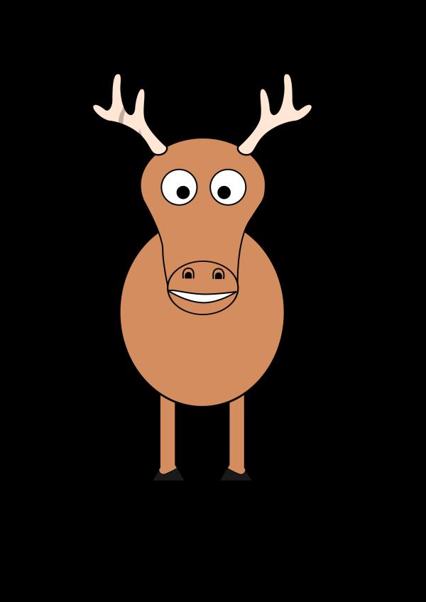 Reindeer PNG Clip art