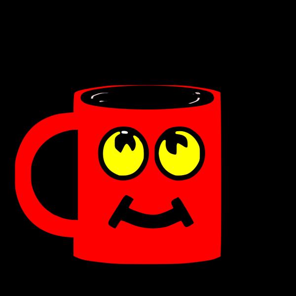 Red Mug PNG images
