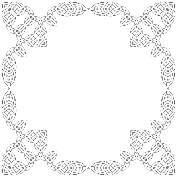 Border Frame PNG Clip art