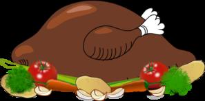 Brown  White Chicken PNG Clip art