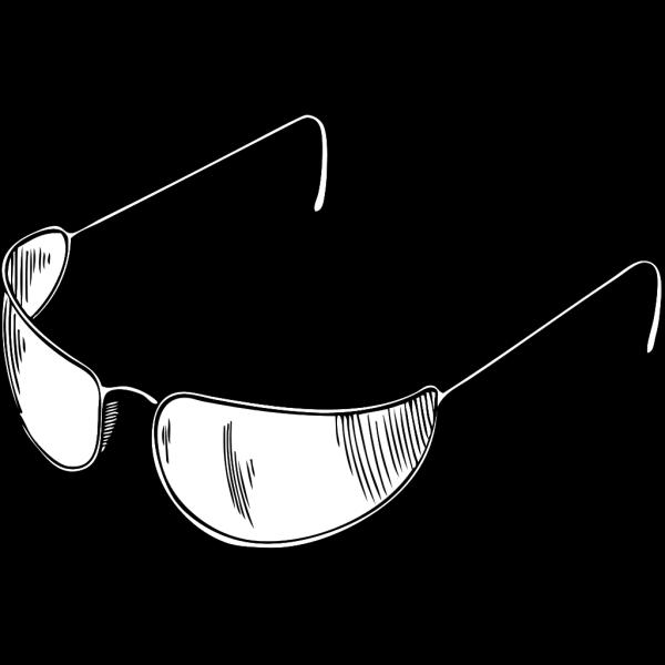Brown Scottie Dog Eyeglasses Front Frame PNG Clip art