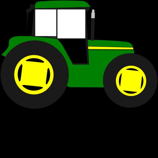 Tractor Empty Cab PNG Clip art