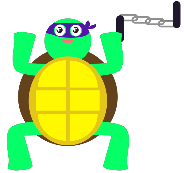 Revised Turtle PNG Clip art