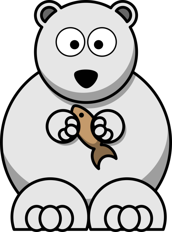 Bear PNG clipart