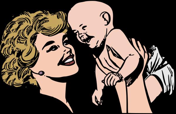 Happy Baby PNG Clip art