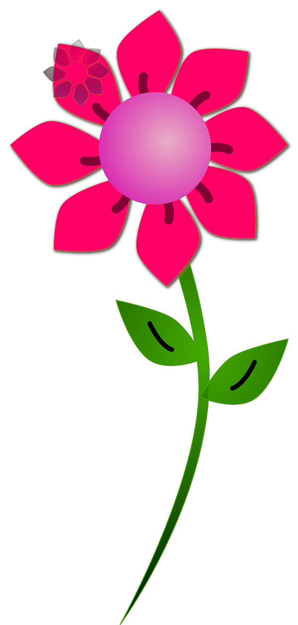 Confused Pink PNG Clip art