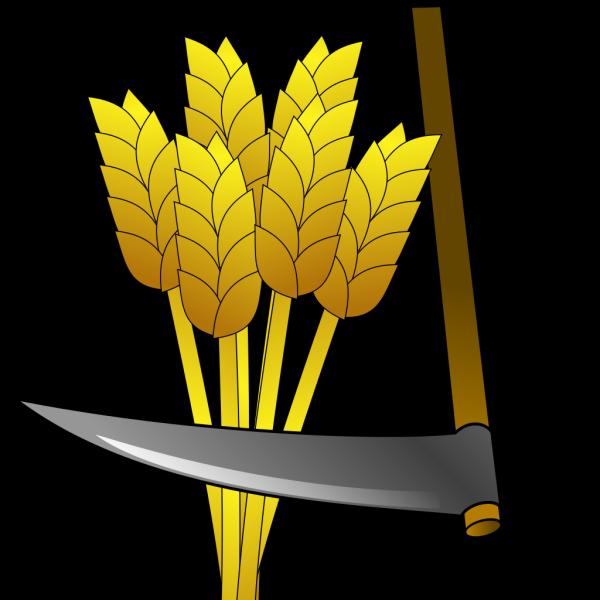 Black Wheat Grass PNG Clip art