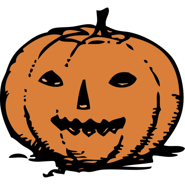 Red Pumpkin PNG icon