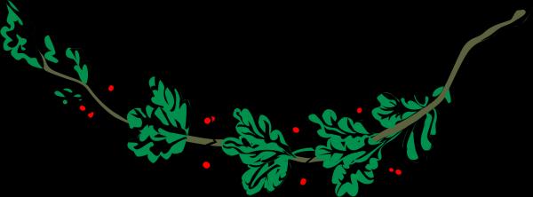 3 Oak Leaves PNG Clip art