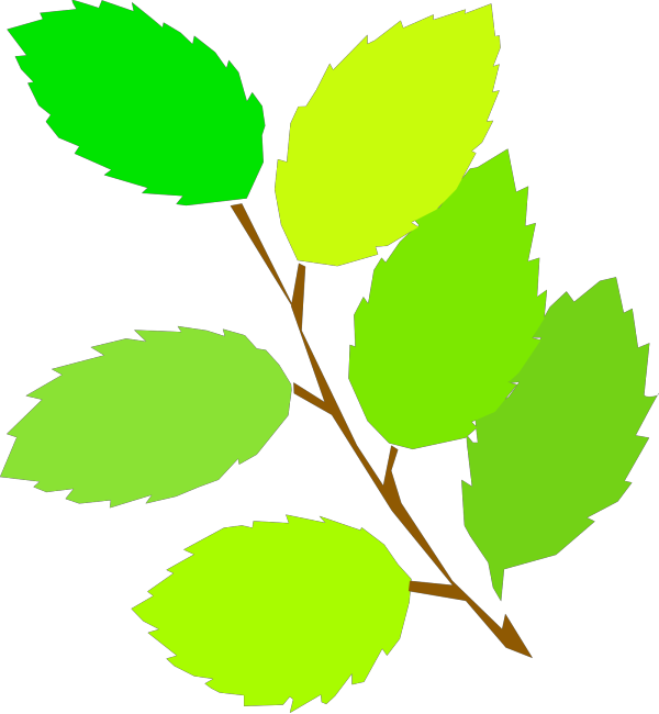 Simple Branch Brown PNG clipart
