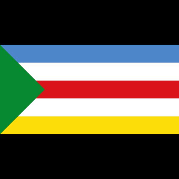 Flag Of Aquitania PNG Clip art