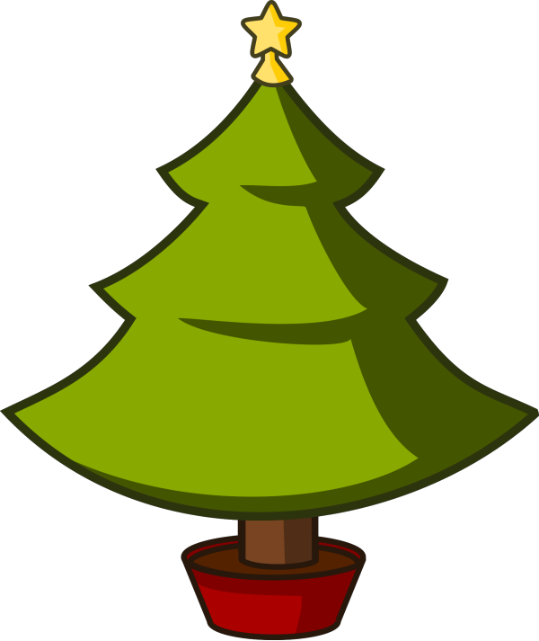 Tree With Orange PNG Clip art