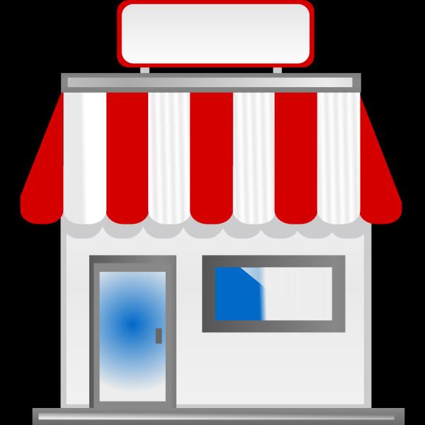Shop Front Without Title PNG Clip art