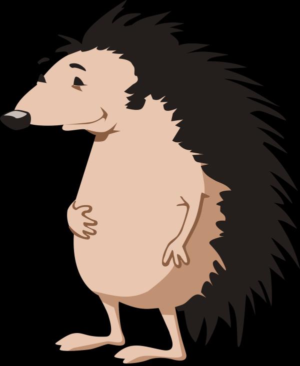 Hedgehog Hobble PNG Clip art