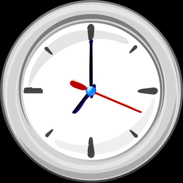 Happy Time Clock PNG Clip art