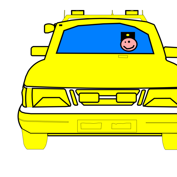 Police Car Alarm PNG icon