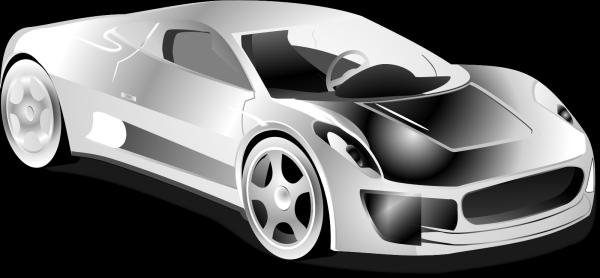 Brown Sports Car PNG Clip art