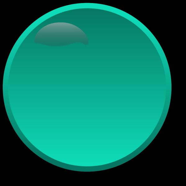 Button-seagreen PNG Clip art