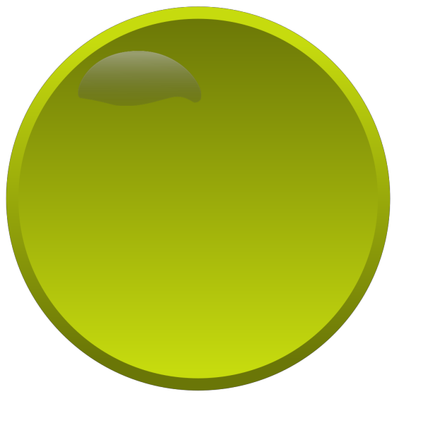 Button-yellow PNG Clip art