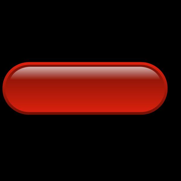 Pill-button-red PNG Clip art