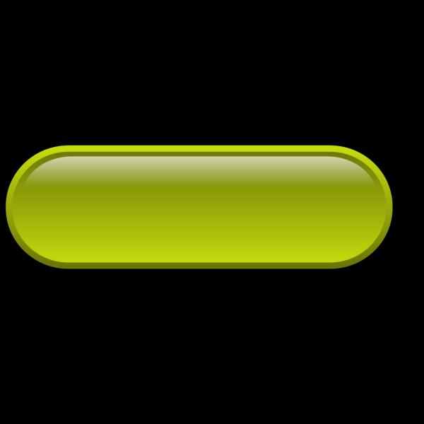 Pill-button-yellow PNG Clip art