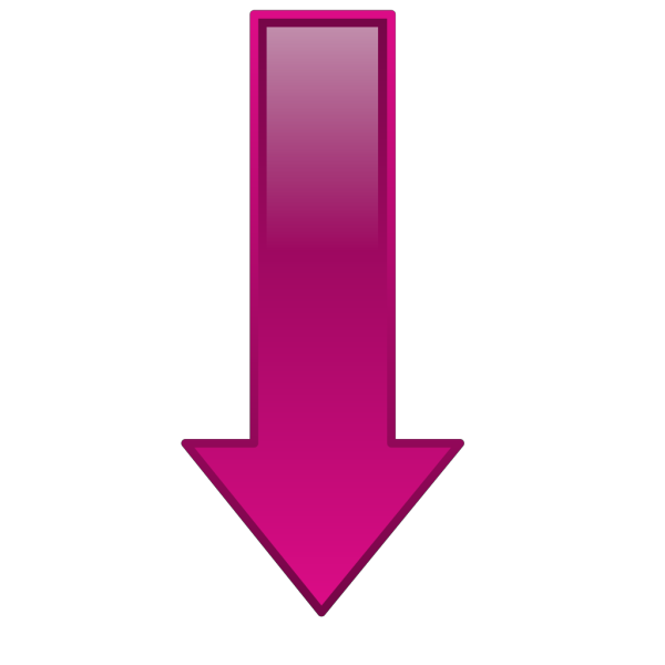 Arrow-down-purple PNG Clip art